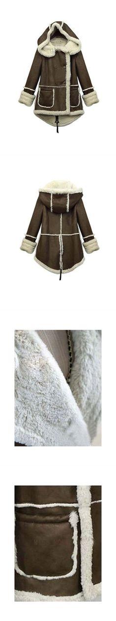 Coats jewelers winter women cashmere jacket hooded parkas outwear plus size coat #a/w #coats #2015 #coats #a/w #2014 #coats #gts70 #k #way #coats