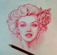 Jason Minauro_ Marilyn Monroe