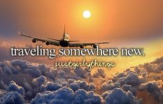 Traveling Somewhere New -Just Girly Things <3