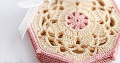 Many of you have been asking me for Vintage crochet coaster written instructions pattern and here is it! I've had some free time these days...