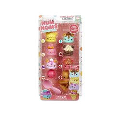 Num Noms Series 1 - Scented - Ice Cream Sundae Sampler Pack (Discontinued by manufacturer) Toys R Us, Kids Toys, Baby Girl Toys, Toys For Girls, Num Noms Toys, Moose Toys, Baby Doll Accessories, Disney Ornaments, Mini Things