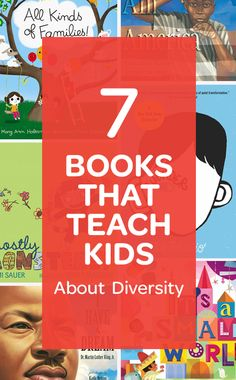 These #books help kids understand & embrace diversity. #kidlit
