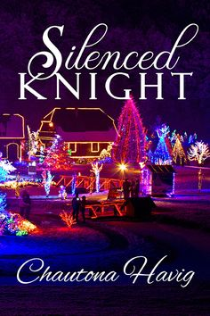 Part of the Hartfield Mysteries, in Silenced Knight, Alexa and Faye band together to prove a Fairbury woman's innocence. Part of the Mystery of Christmas 2 collection Releasing Mid-October! Christmas Books, Christmas Themes, Christmas Holidays, Xmas, Mystery Series, Mystery Books, Cozy Mysteries, Knight, My Books