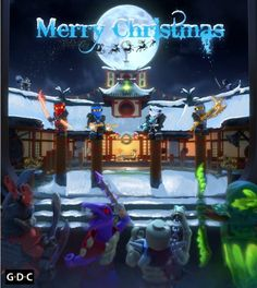 Dan & Kevin Hageman (@brothershageman)   Twitter <<< Is this for realises?! I would watch the fudgecakes outta that.... just imagine: Ninjago: Christmas special....