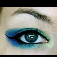 Awesome makeup!