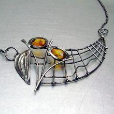 Metal Clay Jewelry, Bronze Jewelry, Funky Jewelry, Crystal Jewelry, Pendant Jewelry, Jewelry Crafts, Gemstone Jewelry, Jewelry Necklaces, Jewellery