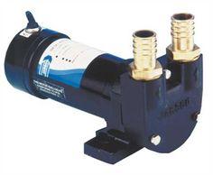 Jabsco 30510-4001 Pump, Flexible Impeller, 3/4 HP, 115V, 3/4In - $1639.18
