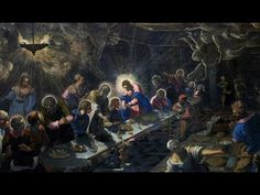 Tintoretto, Last Supper | Late Renaissance in Venice | Khan Academy