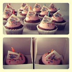 Babycakes & rabbits delicious Athena cupcakes!