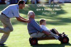 Devocional Dádivas do Senhor: Na velhice, podemos ver melhor quanto é verdadeira...
