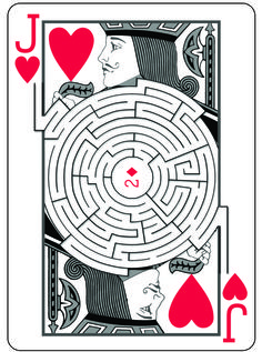 Mazing Deck - Playing Cards with a twist... and a turn. by Teach By Magic — Kickstarter