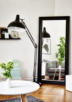 The fabulous graphical home of a stylist and friend