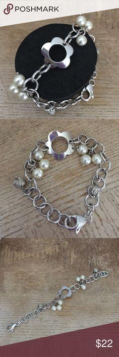 Bracelet Sterling silver solid authentic Perls 925 Bracelet authentic Perls Sterling silver solid 925🎁 Jewelry Bracelets