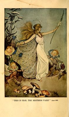 The book of elves and fairies for story-telling...