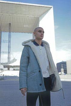 Supreme 2015 Fall/Winter Editorial by Gosha Rubchinskiy for 'GRIND' Magazine 11 nb15