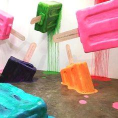 Art Cube, Ice Cream, Museum, Fancy, Graphics, Ceramics, Instagram Posts, Future Children, Restaurant