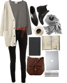 Cosy winter/fall outfit