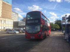 https://flic.kr/p/KcPXSw | VW1772 (LK59CXL) on route 83 | Here is a Metroline Wright Eclipse Gemini 2 bodied Volvo B9TL on route 83 at Ealing Hospital