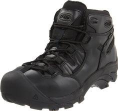 Keen Utility Men's Detroit Mid Soft Toe Work Boot