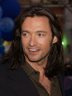 Hugh Jackman-Hugh Jackman has to be a close to the perfect man as is possible,his face, hair,body,talent,personality and he is a good guy-wow!!!!!!