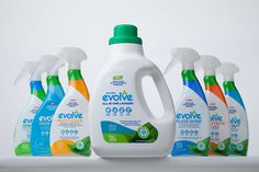 Meet the evolve® green cleaning family of home care and laundry products for a naturally, healthier home and clean better. Visit us online to locate a retailer near you.    #cleanbetter #greencleaning #FamilySafeFamilyStrong #evolve #evolvemyhome #evolvecleans #natural #naturally #ecofriendly #plantbased #sustainable
