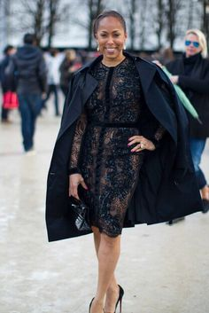 Marjorie Harvey fashion style. I just Love this dress. She is so classy.
