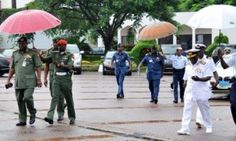 Names Of New Service Chiefs, NSA Appointed By Buhari