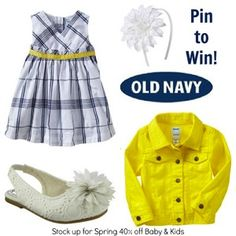 Shop the Old Navy Kidtacular Kids & Baby Sale, where everything is off! Girls Summer Outfits, Toddler Girl Outfits, Cute Outfits, Dress Outfits, Girl Fashion, Fashion Outfits, Chloe Grace, Future Fashion, Unique Fashion