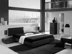 BW Bedroom.