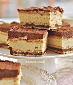 Kinder bueno cake without baking Sweet Recipes, Cake Recipes, Snack Recipes, Dessert Recipes, Cooking Recipes, Food Cakes, Cupcake Cakes, Easy Smoothie Recipes, Polish Recipes