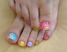 Simple toe nail designs ideas: Toe Nail For 2014 Trend ~ fixstik.com Nail Designs Inspiration