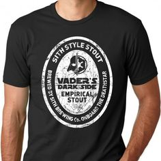 Vaders Empirical Stout | T-Shirt Review