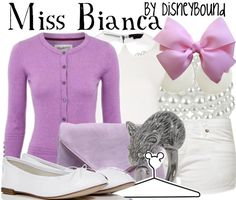Miss Bianca. The rescuers.