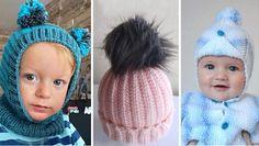 Hovorí sa, že základom sú nohy v suchu a hlava v teple. Dvojnásobne to platí pri deťoch, kde je potreba navliecť na hlávku čiapku oveľa častejšia, než v prípade dospelých. Vybrali sme niekoľko návodov na pletené a háčkované čiapky, ktoré zahrejú a niektoré modely aj rozveselia. Winter Hats, Crochet Hats, Free, Fashion, Knitting Hats, Moda, Fashion Styles, Fashion Illustrations
