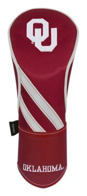 Team Effort NCAA Fairway Wood Headcover - University of Oklahoma