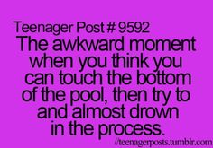 Hahahaha this is so true!! Me and my friends do this all the time!