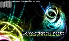Colorear pinceles en photoshop. Tutorial | Photoshop y Tutoriales