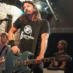 Foo Fighters secret show at House of Vans- London