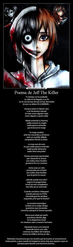 jeff the killer Jeff The Killer, Anti Social, Short Horror Stories, Creepy Pasta Family, Creepy Monster, Ben Drowned, Laughing Jack, Diabolik Lovers, Go To Sleep