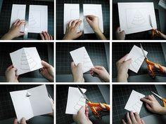 Make pop-up books.
