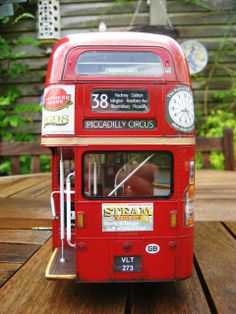 Routemaster 1/24 Scale Model