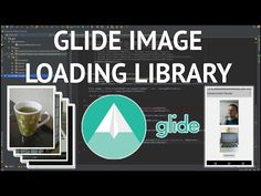 In this android video tutorial we use the Glide third party image loading library to check out the improvement in scrolling for the RecyclerView image gallery.