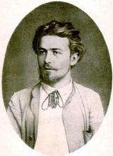 Anton Cechov, 1888
