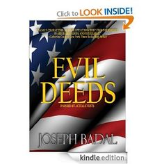 October: Evil Deeds (Danforth Saga #1) by Joseph Badal  First book I have read from this author.  Really enjoyed it and will be reading others from the series.