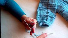Как связать платье, How to Knit a Dress