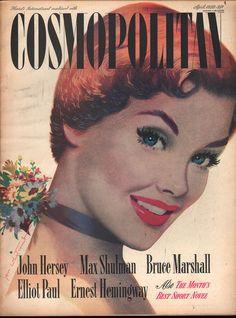 Cosmopolitan magazine, APRIL 1950