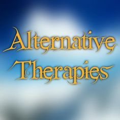 Something I've been thinking about for a while is about alternate therapies, what they are, what they do, and accessing them.   I'm a bit of a muddle here, so bear with me.   In saying any of this, I'm… Continue Reading →