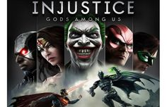 For the next few days, I'll be featuring posts from the ongoing comic series Injustice: Gods Among Us. It's set in an alternate DC universe where the premise is Superman goes mad and ta…
