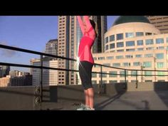 Workout Video: Total Body Tabata Interval Workout (HIIT) AWESOME workouts