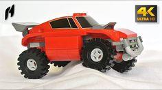 Dakar Rally Car (MOC - 4K)